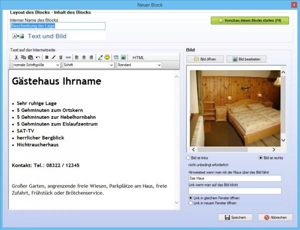 Homepage Software Kostenlos